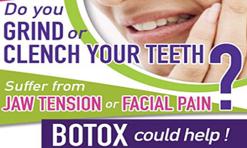 grind teeth botox dentists brisbane